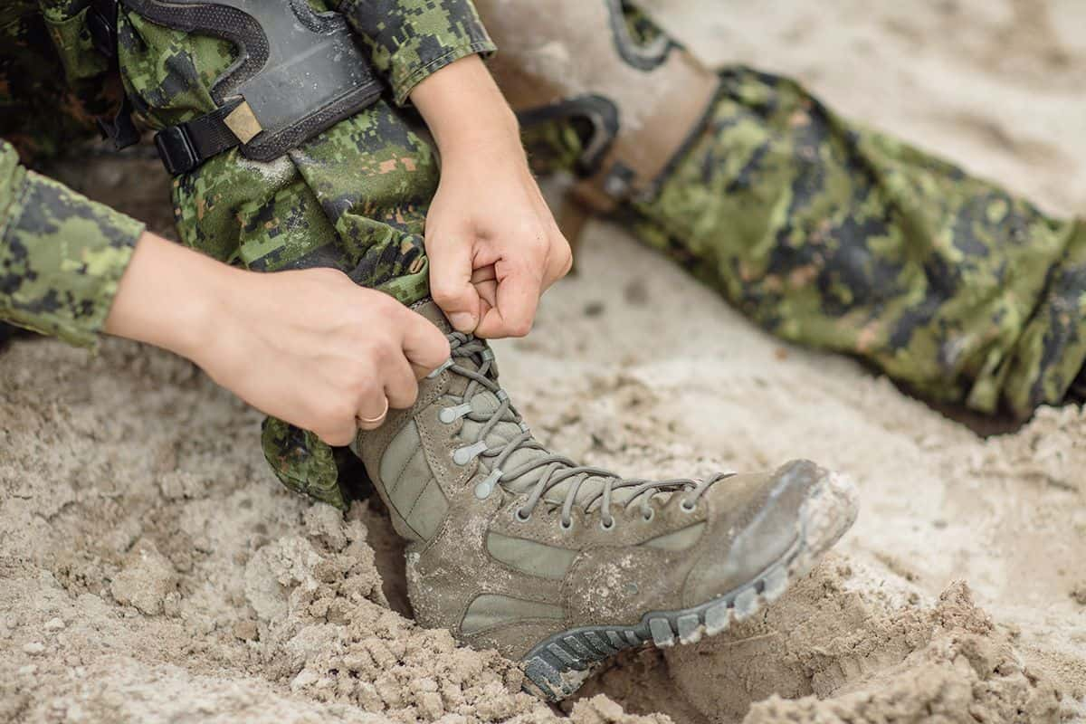 How to Lace Tactical Boots