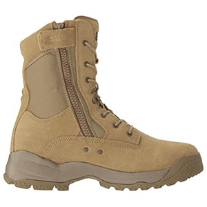 "5.11 Tactical ATAC Men's 8"" Leather Jungle Combat Military Coyote Boots"