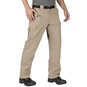 5.11 Tactical Men's Stryke Operator Uniform Pants (Stone Color)