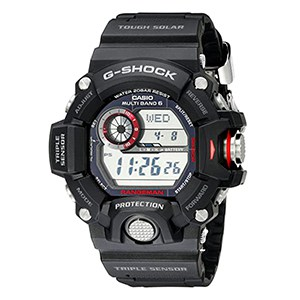 Casio G-Shock Rangeman GW-9400 Black Plastic Band