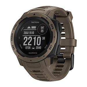 Garmin Instinct Tactical, Rugged GPS Watch Tan