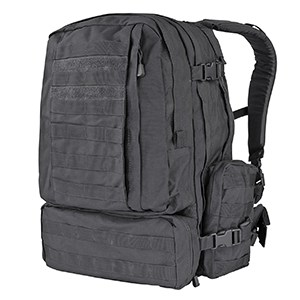 Condor 3-Day Assault Pack with Multicam Black