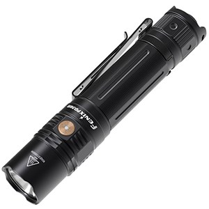 Fenix PD36R 1600 Lumen with Fenix Battery and LumenTac Battery Organizer