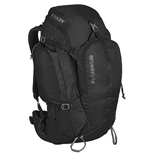 Kelty Redwing 50 Backpack Black