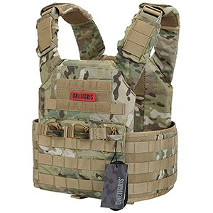 OneTigris Multicam Tactical Vest