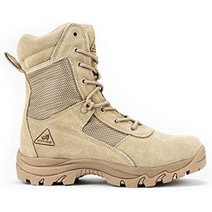"RYNO GEAR 8"" Coolmax Tactical Combat Boots"