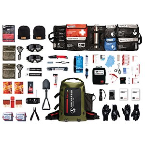 Uncharted Supply The Seventy2 Pro 2-Person Survival System