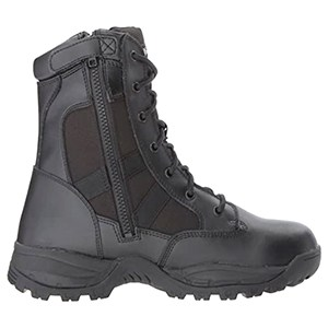 """Men's Smith and Wesson 8"""" Breach 2.0 Side-Zip Waterproof Boots"""