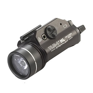 Streamlight 69260 TLR-1 HL 1000-Lumen Black
