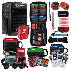 Surviveware 72 Hour Survival Backpack for 2 People