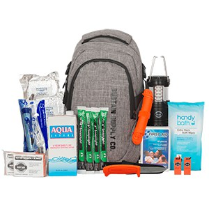 Sustain Supply Essential2 - 2-Person Emergency Survival Bag/Kit
