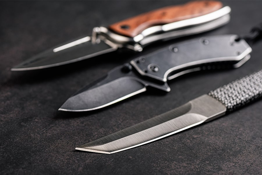 Ultimate Tactical Knives Buyer Guide
