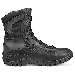 "Tactical Research 8"" Khyber Lightweight Side Zip Waterproof Boot"